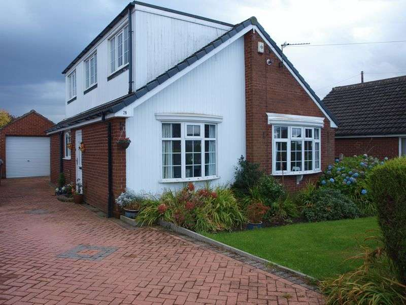 3 Bedrooms Detached House for sale in Severn Drive, Milnrow, OL16 3EU