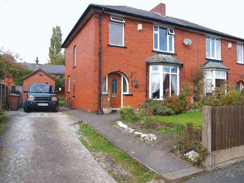 3 Bedrooms Semi Detached House for sale in Lonsdale Avenue, Kingsway, OL16 5HP
