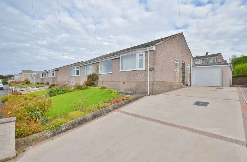 3 Bedrooms Detached Bungalow for sale in Woodlands Avenue, Whitehaven
