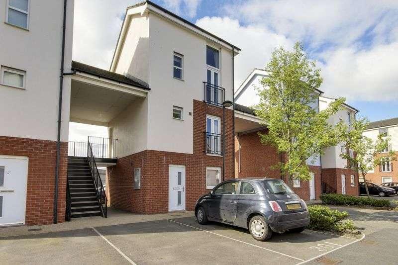 2 Bedrooms Maisonette Flat for sale in Ariel Reach, Newport
