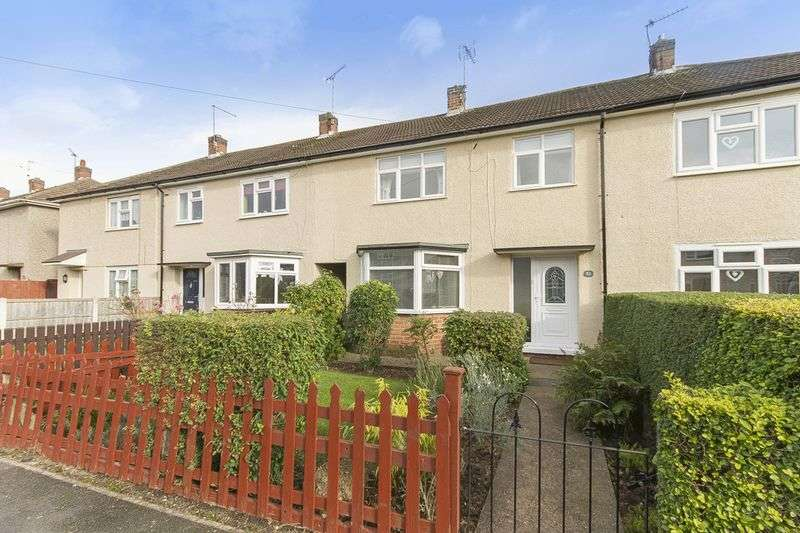 3 Bedrooms Terraced House for sale in LEYTONSTONE DRIVE, MACKWORTH