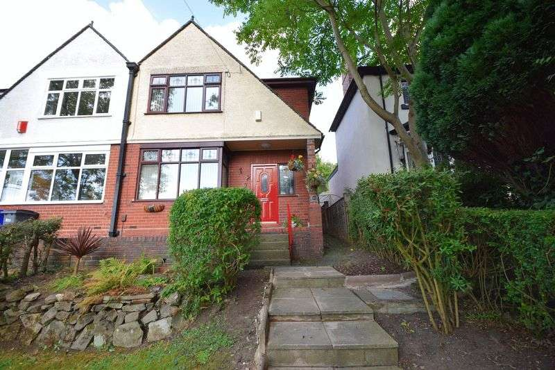 3 Bedrooms Semi Detached House for sale in Werrington Road, Bucknall