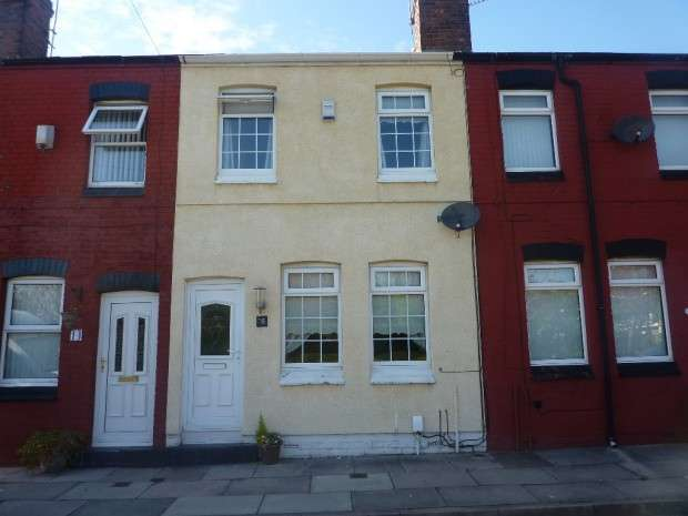2 Bedrooms Terraced House for sale in Hermitage Grove, Bootle, L20