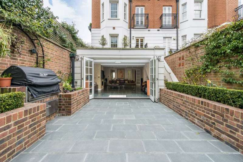 5 Bedrooms House for sale in St Mary`s Gate, London