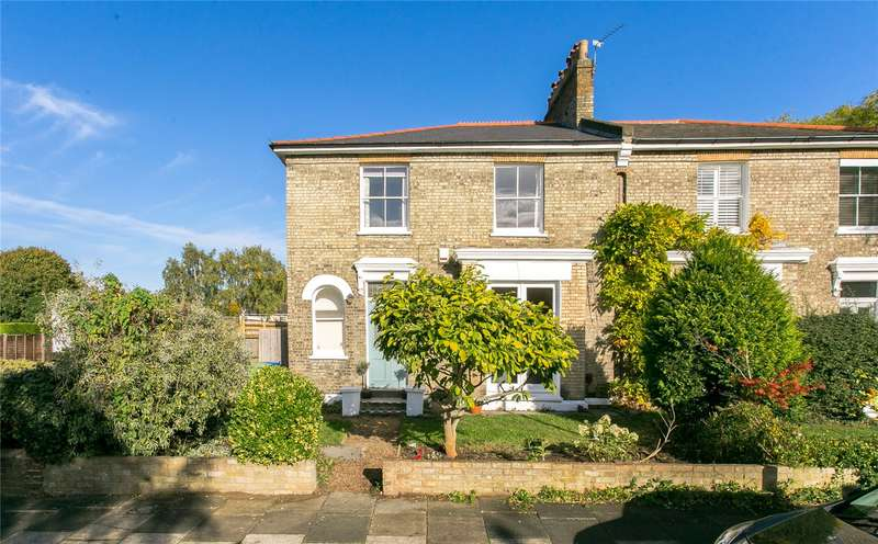 5 Bedrooms Terraced House for sale in Acacia Grove, London, SE21