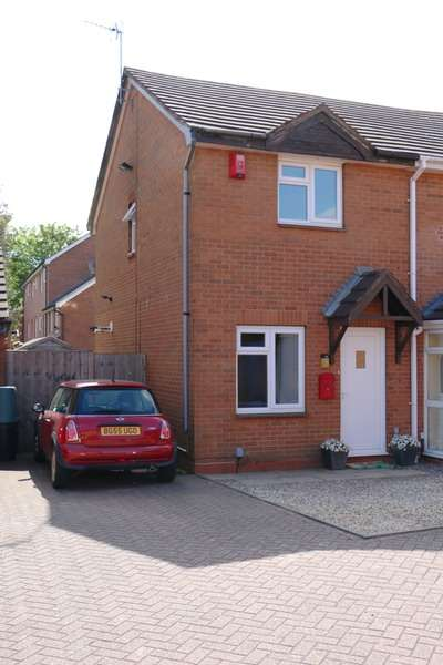 2 Bedrooms Semi Detached House for sale in SHAWLEY CROFT, ACOCKS GREEN, West Midlands, B27