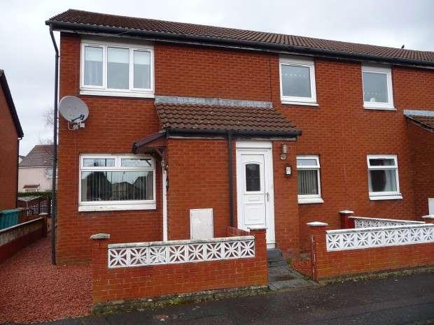 2 Bedrooms Flat for sale in Lesley Quadrant, Bellshill, Motherwell, ML4