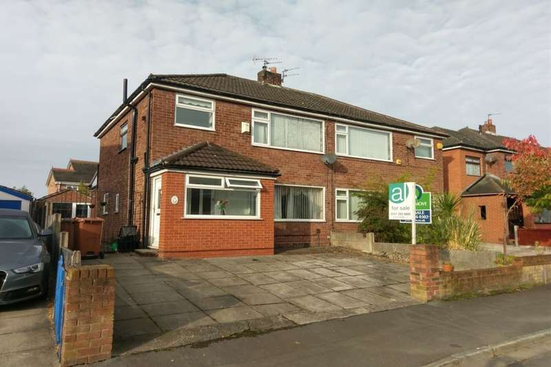 3 Bedrooms Semi Detached House for sale in Mooreway, Rainhill, Prescot, L35
