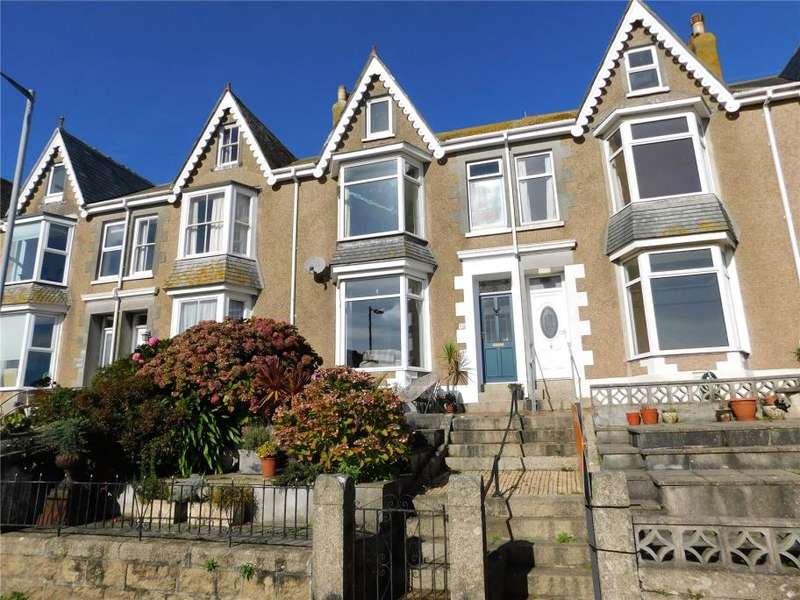 4 Bedrooms Terraced House for sale in Carrack Dhu, St Ives, Cornwall