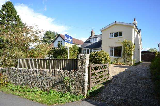 3 Bedrooms Detached House for sale in Broomhill, Chagford, Newton Abbot