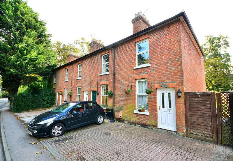 2 Bedrooms End Of Terrace House for sale in Ramslade Cottages, Broad Lane, Bracknell, Berkshire, RG12