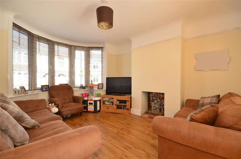 3 Bedrooms End Of Terrace House for sale in Wesley Grove, Portsmouth, Hampshire