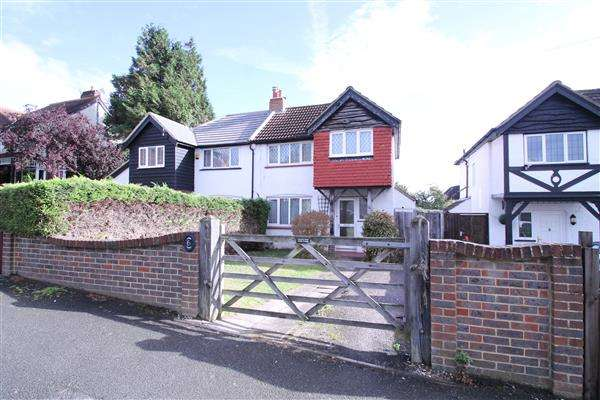 2 Bedrooms Semi Detached House for sale in Woodstock Road