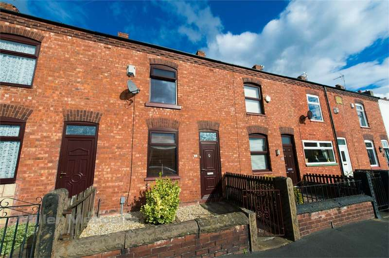 2 Bedrooms Terraced House for sale in Burlington Street, Hindley, Wigan, Lancashire