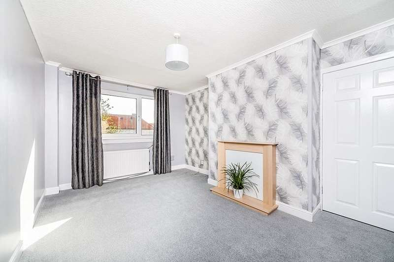 2 Bedrooms Flat for sale in St. Andrew Street, Dalkeith, EH22