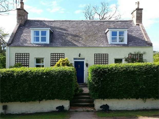 3 Bedrooms Cottage House for sale in Shalom, Colpy, Insch, Aberdeenshire