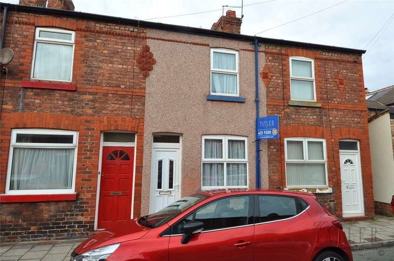 2 Bedrooms Terraced House for sale in Rudd Street, Hoylake, Wirral