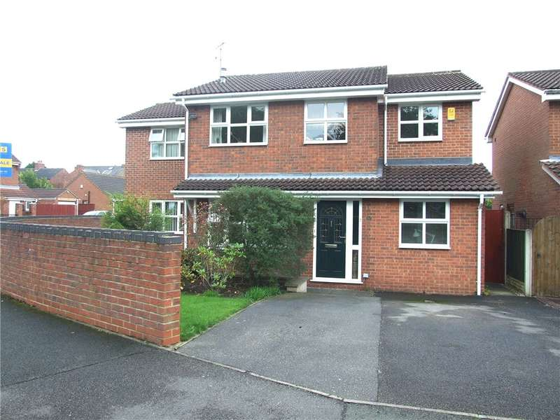 4 Bedrooms Detached House for sale in School Lane, Ripley, Derbyshire, DE5