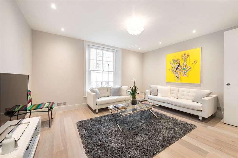 2 Bedrooms Maisonette Flat for sale in Abingdon Road, London, W8