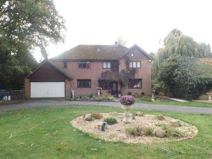 6 Bedrooms Detached House for sale in Southampton, Hampshire