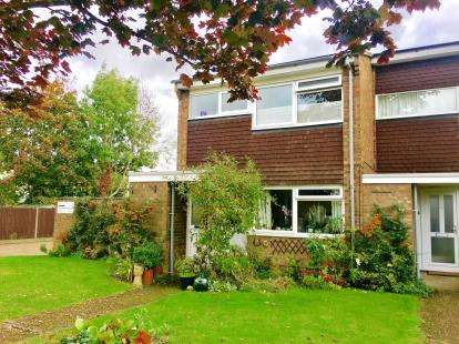 1 Bedroom Maisonette Flat for sale in Green Lane Court, Hitchin, Hertfordshire