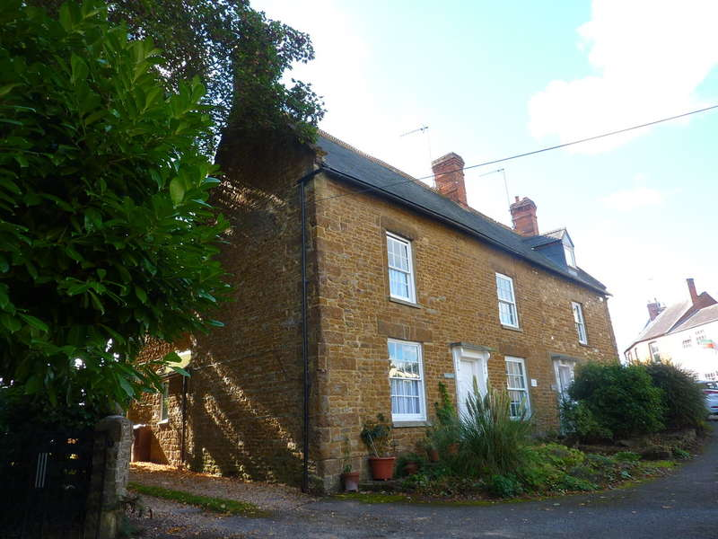 2 Bedrooms Semi Detached House for sale in Hook Norton, Oxfordshire
