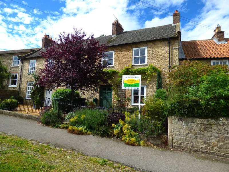 3 Bedrooms Terraced House for sale in Sydal Cottage, Crakehall