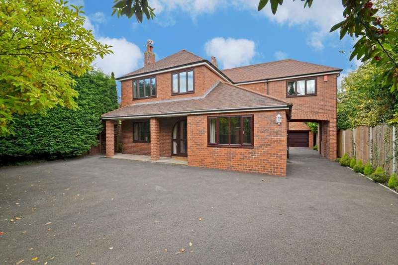 5 Bedrooms Detached House for sale in Northfield Lane, Horbury
