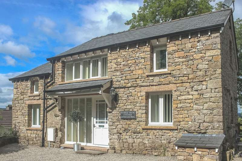3 Bedrooms Detached House for sale in Puddle Duck Cottage, Brigsteer