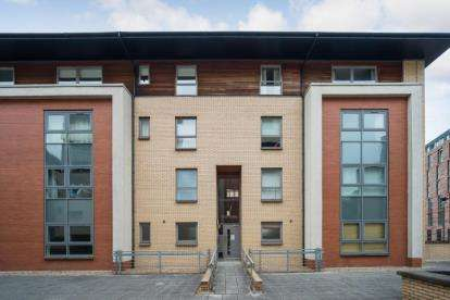 3 Bedrooms Flat for sale in Partick Bridge Street, Western Gate