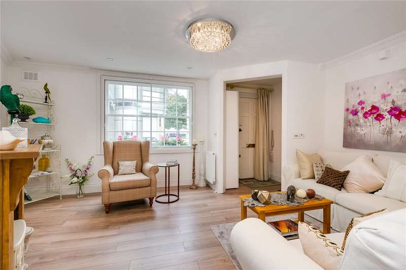 4 Bedrooms House for sale in Medway Street, London, SW1P