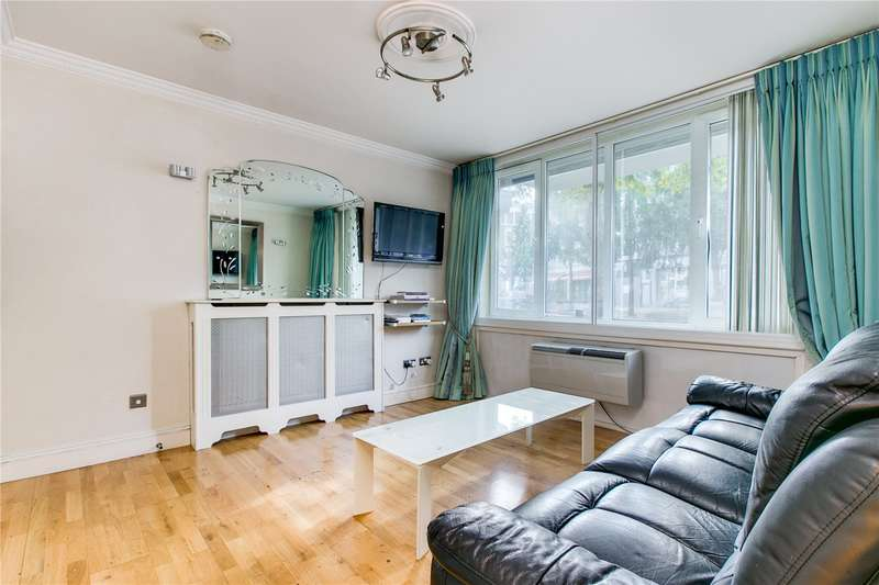 1 Bedroom Flat for sale in Gate Hill Court, Notting Hill Gate, W11