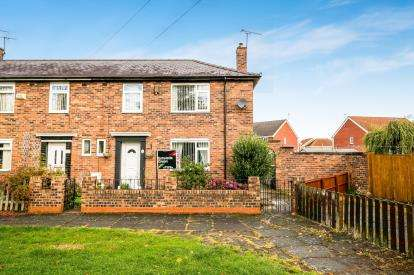 3 Bedrooms End Of Terrace House for sale in Malvern Avenue, Ellesmere Port, Cheshire, CH65
