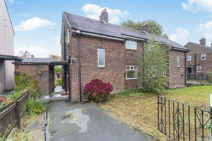 2 Bedrooms Semi Detached House for sale in Ridgeway, Huddersfield, West Yorkshire, Yorkshire