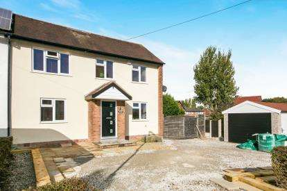 2 Bedrooms Semi Detached House for sale in Distaff Road, Poynton, Stockport, Cheshire