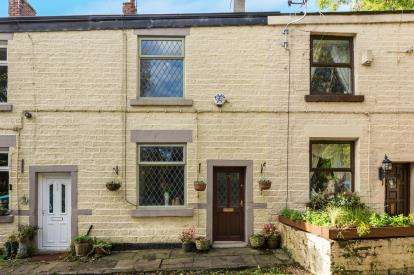 2 Bedrooms Terraced House for sale in Croft Bank, Millbrook, Stalybridge, Greater Manchester
