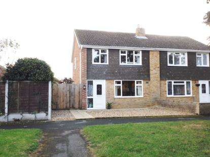 3 Bedrooms Semi Detached House for sale in Great Cornard, Sudbury, Suffolk