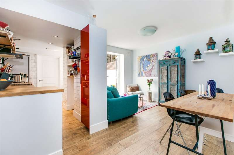 1 Bedroom Flat for sale in Eustace Road, London, SW6