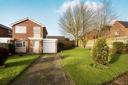 3 Bedrooms Detached House for sale in Dog Lane, Netherseal, Swadlincote, Derbyshire