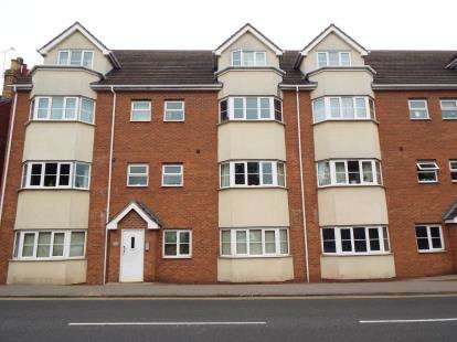 2 Bedrooms Flat for sale in Royale Place, 247 Queens Road, Nuneaton, Warwickshire