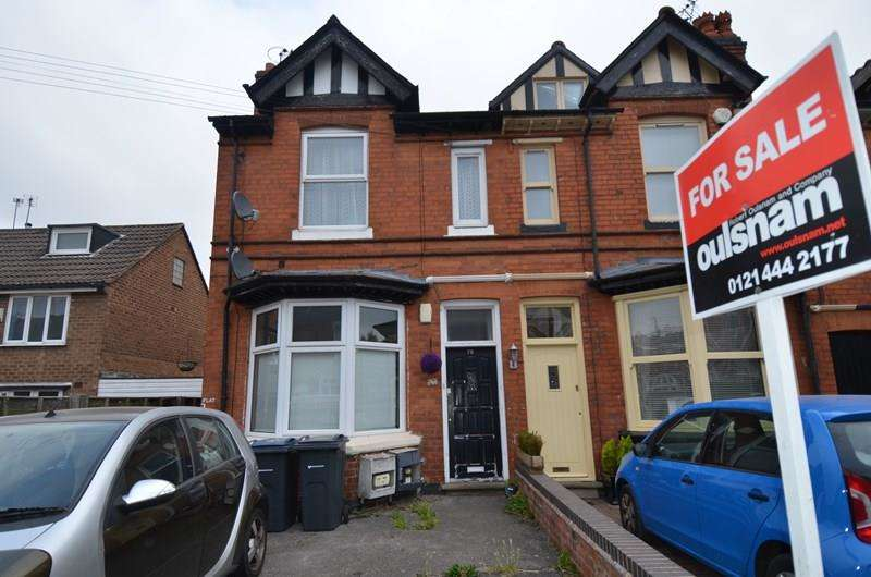1 Bedroom Flat for sale in Springfield Road, Kings Heath, Birmingham