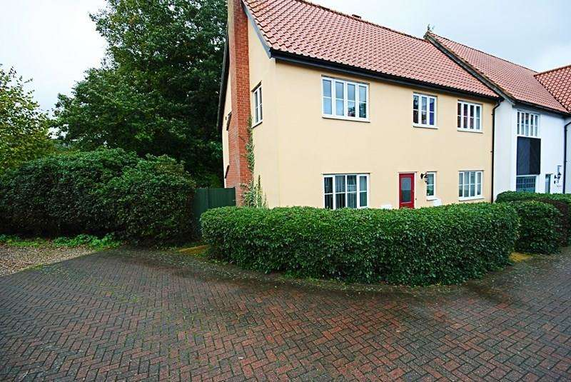 3 Bedrooms Link Detached House for sale in Edges Lane, Long Stratton, Norwich