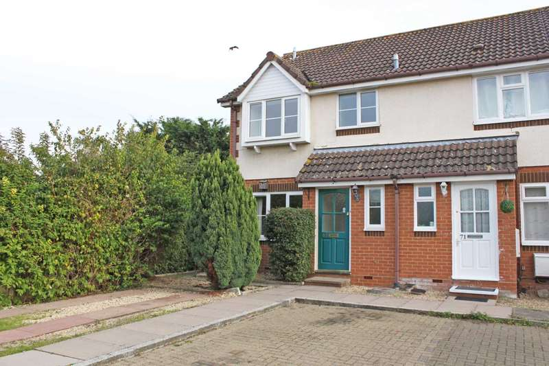 3 Bedrooms End Of Terrace House for sale in Samor Way, Didcot
