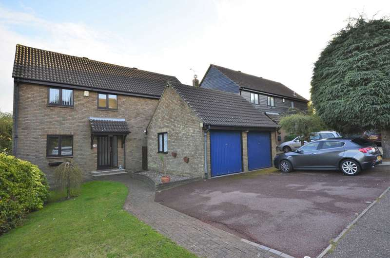 4 Bedrooms Detached House for sale in Mountview, Billericay