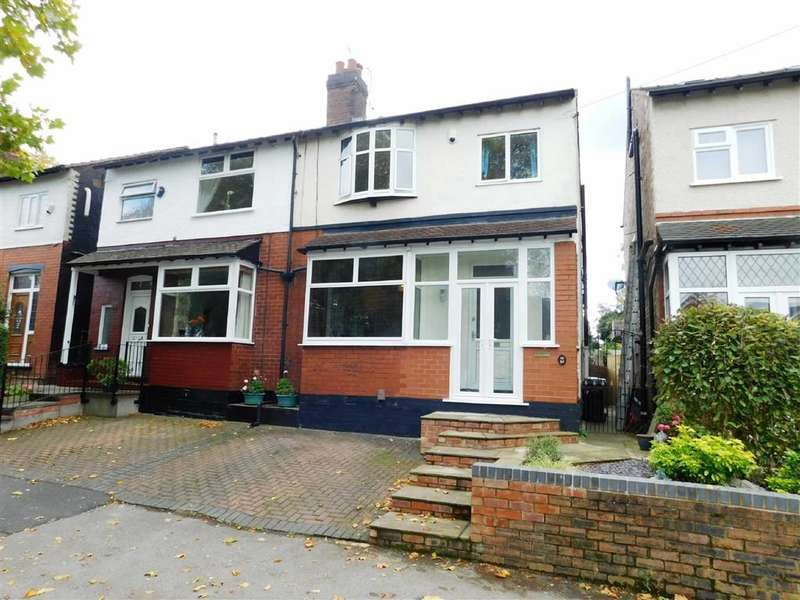 3 Bedrooms Property for sale in Avondale Road, Cheadle Heath, Stockport