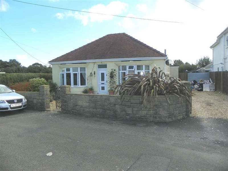 2 Bedrooms Property for sale in Station Road, Bynea, Llanelli