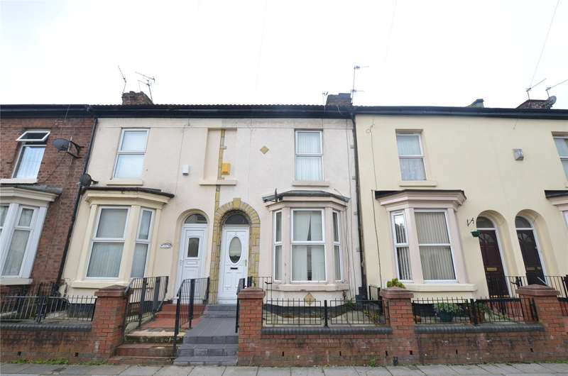 2 Bedrooms Terraced House for sale in Rydal Street, Liverpool, Merseyside, L5