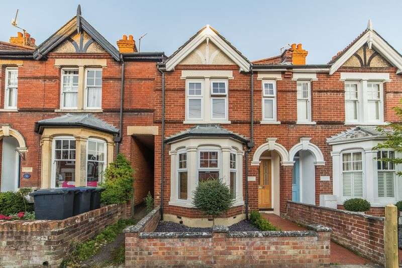 3 Bedrooms Terraced House for sale in ALBANY ROAD, SALISBURY, SP1