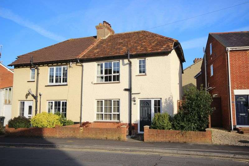 3 Bedrooms Semi Detached House for sale in HARNHAM ROAD, SALISBURY, SP2