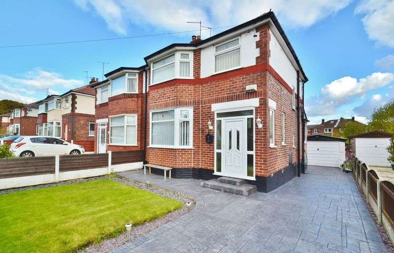 3 Bedrooms Semi Detached House for sale in Lostock Road, Salford